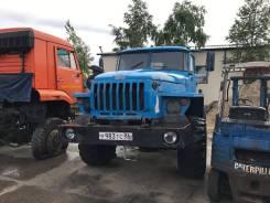 Урал 44202. Урал тягач, 11 150 куб. см., 3 500 кг.