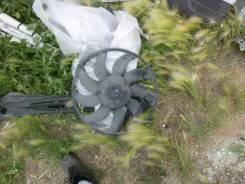 Мотор вентилятора охлаждения. BMW 5-Series, E60, E61