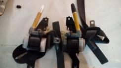 Ремень безопасности. Nissan Almera, N15 Двигатели: GA14DE, GA16DE