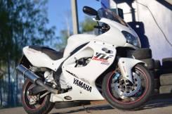 Yamaha YZF 1000. 1 000 куб. см., исправен, птс, с пробегом