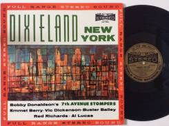 Бобби Дональдсон / Bobby Donaldson's 7th avenue - Dixieland New York -