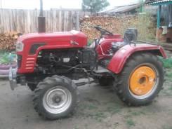 Shifeng. Продам китайский. трактор. Шифенг-244 одноцилиндровый,2012г. 4-вд, с пл, 25 л.с.