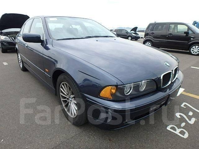 BMW 5-Series. E39, M54B25