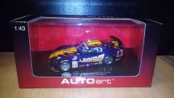 Dodge Viper Competition Coupe 2003 (AUTOart) 1:43