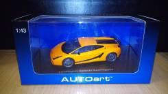 Lamborghini Gallardo Superleggera (AUTOart) 1:43
