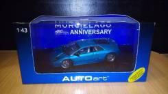 Lamborghini Murcielago 40th Anniversary Artemis Green (AUTOart) 1:43