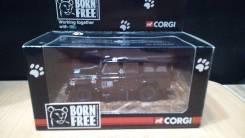 Land Rover 110 Born Free (Corgi) 1:43