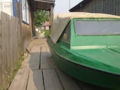 Крым-М. Год: 1994 год, длина 3,00м., двигатель подвесной, 25,00л.с., бензин