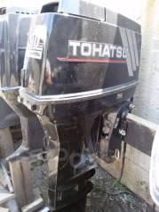 Tohatsu. 90,00л.с., 2-тактный, бензиновый, нога X (635 мм), Год: 1998 год