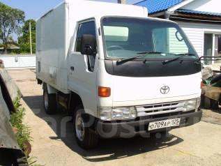 Toyota Dyna. Продаю грузовик Toyota DYNA 4WD, 2 800 куб. см., 1 500 кг.