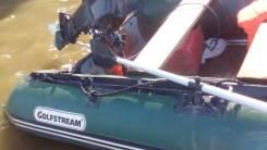 Golfstream Master. Год: 2013 год, длина 3,30м., двигатель подвесной, 9,90л.с., бензин