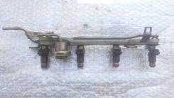 Топливная рейка. Honda: Civic Ferio, Civic, Stream, Edix, FR-V Двигатели: D17A, D17A2, D17A8, D17Z1, D14Z6, D15Y3, PSGD53, D17Z5, PSJD04, PSJD06, D15Y...