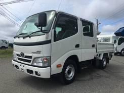 """Toyota Toyoace. Грузовой-бортовой, Toyota-Toyoace, 4WD, аппарель, категория""""В"""", 3 000 куб. см., 1 500 кг."""