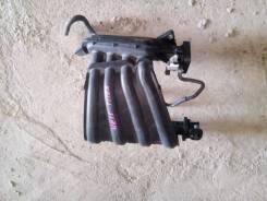 Коллектор впускной. Nissan Tiida Двигатель HR15DE
