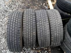 Dunlop DSV-01. Зимние, без шипов, 2010 год, износ: 20%, 4 шт