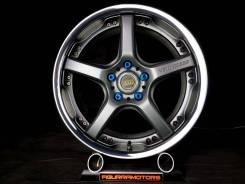 RAYS VOLK RACING GTS. 8.0x18, 5x114.30, ET43, ЦО 73,1мм. Под заказ
