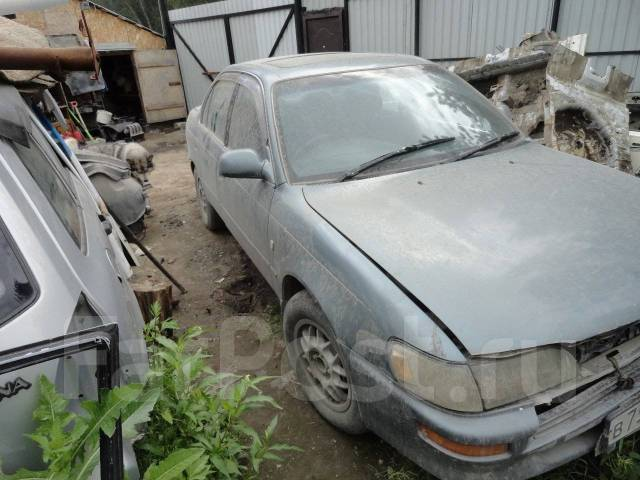 Toyota Corolla. AE101, 4A FE