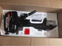 Hangkai. 5,00л.с., 2х тактный, бензин, нога S (381 мм), Год: 2017 год