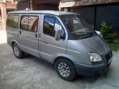 ГАЗ 2217 Баргузин. Баргузин, 2 500 куб. см., 7 мест