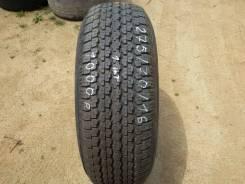 Bridgestone Dueler H/T 682. Всесезонные, 2003 год, без износа, 1 шт