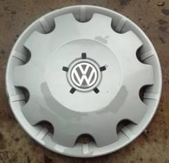 """1 колпак R14 от Volkswagen. Диаметр 14"""", 1 шт."""