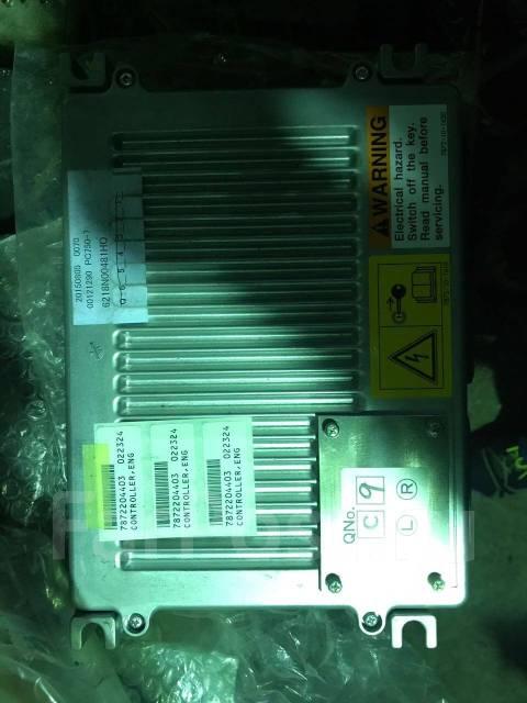 Блок управления двс. Komatsu PC750-7