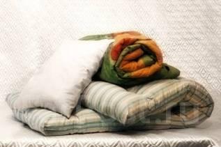 Постельный набор Эконом 1 (матрас, одеяло, подушка)