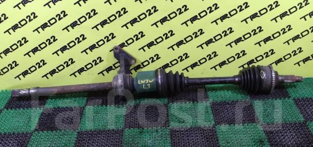 Привод. Mazda MPV, LW3W Двигатели: L3DE, L3
