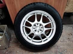 Комплект дисков RW MS H-144 с резиной Yokohama. 6.5x15 4x98.00 ET40