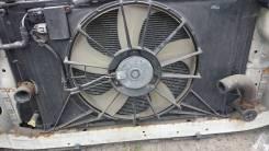 Вентилятор охлаждения радиатора. Toyota Corolla Fielder, NZE141G, ZRE144, ZRE144G, ZRE142, ZRE142G, NZE141, NZE144, NZE144G Toyota Corolla Axio, NZE14...