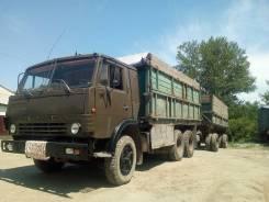 Камаз. Продам сельхозник с прицепом, 10 850 куб. см., 8 000 кг.