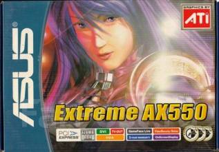 Radeon X550