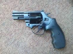 Револьверы охолощенные.