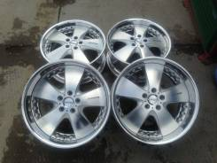 G-Corporation Estatus. 9.5/8.5x19, 5x114.30, ET42/38