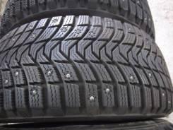 Michelin X-Ice North 3. Зимние, шипованные, 2014 год, износ: 5%, 4 шт