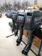Sea-Pro. 9,00л.с., 2х тактный, бензин, нога S (381 мм), Год: 2017 год. Под заказ