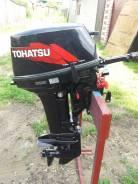 Tohatsu. 18,00л.с., 2х тактный, бензин, нога S (381 мм), Год: 2014 год