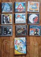 Игры и учебные программы на CD