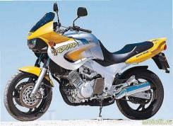 Yamaha TDM 850. 850 куб. см., неисправен, птс, с пробегом. Под заказ