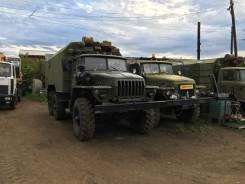 Урал 4320. Урал-4320(Кунг) с Хранения, 11 000 куб. см., 7 000 кг.