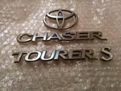 Эмблема. Toyota Chaser, GX100, GX81, JZX101, GX90, JZX100, JZX105, JZX90, JZX91, JZX81, GX105. Под заказ