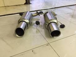 Глушитель. Subaru Legacy, BL, BL5, BP9, BP, BL9, BP5