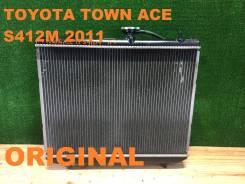 Радиатор охлаждения двигателя. Toyota: Lite Ace, Town Ace, Rush, Avanza, Town Ace / Lite Ace Двигатели: 3SZVE, K3VE