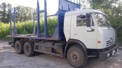 Камаз 53215. Камаз лесовоз, 10 850 куб. см., 10 000 кг.