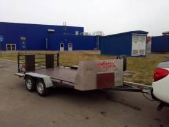 Аляска, 2016. Продам прицеп, 750 кг.