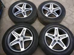 Продаю редкий комплект колёс AMG R19 для Mercedes Gelandewagen. 9.5x19 5x130.00 ET50 ЦО 84,1мм. Под заказ