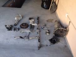 Механическая коробка переключения передач. Subaru Legacy, BE5, BL5, BP, BP5, BPE