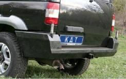 Задний силовой бампер КДТ-Light УАЗ Патриот. Отправка по Миру!