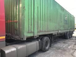 Krone SD. Продам полуприцеп-контейнеровоз, 35 000 кг.