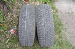 Продам зимние шины с дисками 1856514. 5.5x14 5x114.30 ET35 ЦО 60,1мм.
